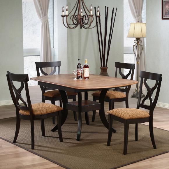Söögotoakomplekt Lenna laud + 4 tooli