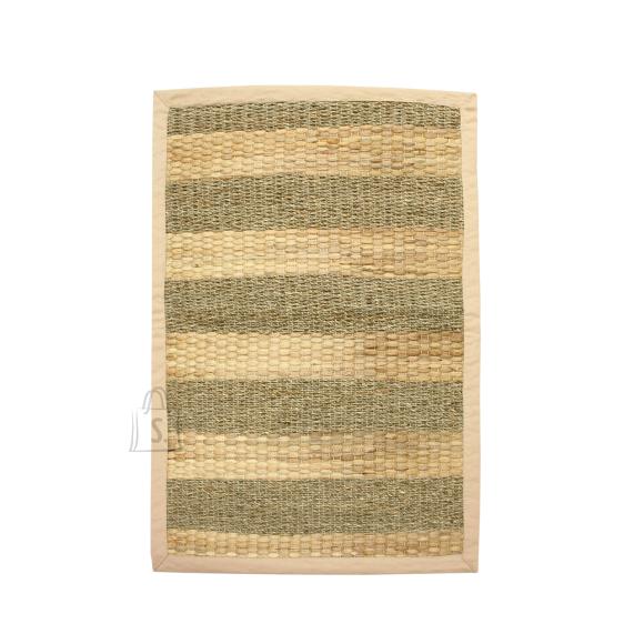 Vaip vesihüatsint-mererohi 60 x 120 cm