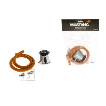 Gaasiregulaator Mustang 1.2m voolikuga