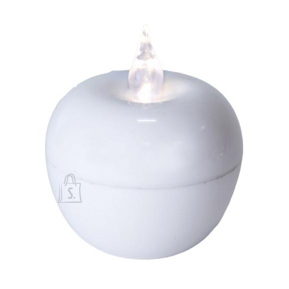 LED-küünal Apple 1-LED valge