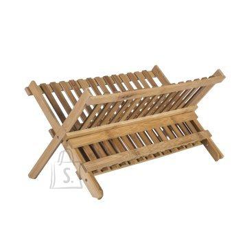 Nõudekuivatusrest Bamboo 45 x 33 cm