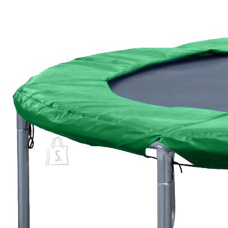 Batuudi turvaäär 304 cm batuudile roheline