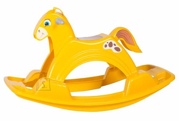 Kiikhobune Pony kollane