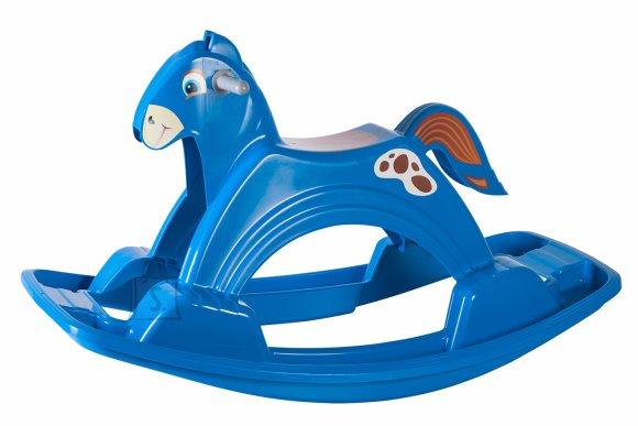 Kiikhobune Pony sinine