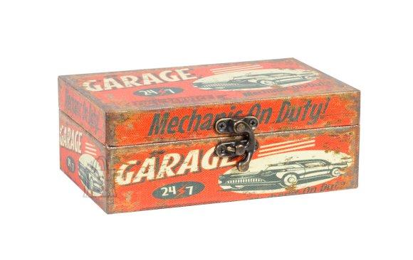 Hoiukarp Ventura-3 garaaž
