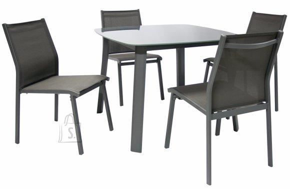 Aiamööbli komplekt Vigo laud ja 4 tooli