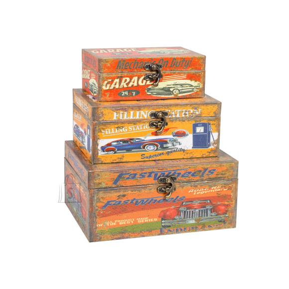 Hoiukarpide komplekt Ventura garaaz 3tk