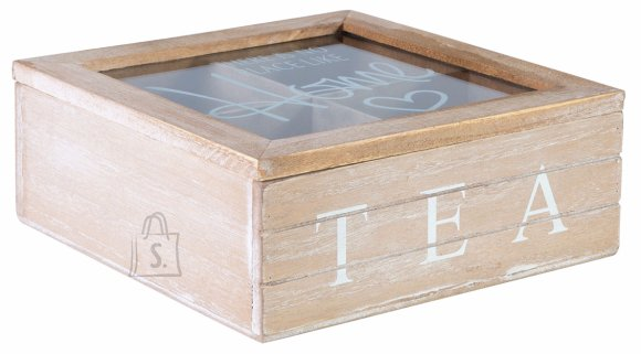 Teekarp Jardin 4-vahega