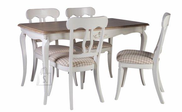 Söögilauakomplekt Elizabeth 4-tooliga