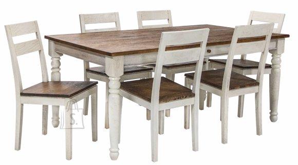 Söögilauakomplekt Berit 6-tooliga