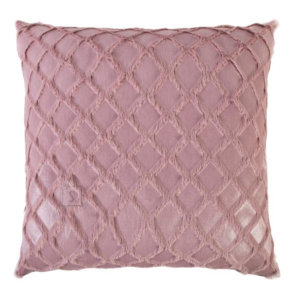 Dekoratiivpadi Soft Rose roosa  50x50 cm