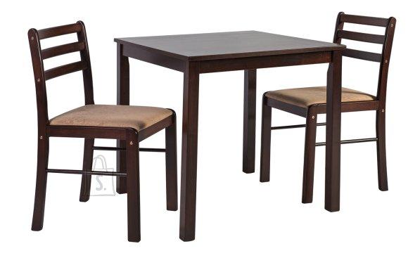 Söögilauakomplekt Vincent laud ja 2-tooli