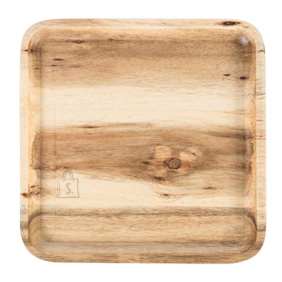 Lõikelaud/ alus Hard Wood 20x20cm