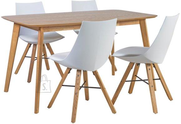 Söögilauakomplekt Enrich 4-tooliga Seiko