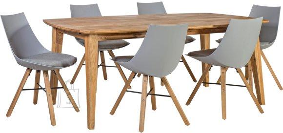 Söögilauakomplekt Retro 6-tooliga Seiko