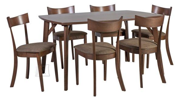 Söögilauakomplekt Adele 6 tooli