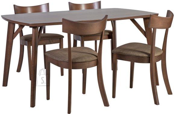 Söögilauakomplekt Adele 4t tooli