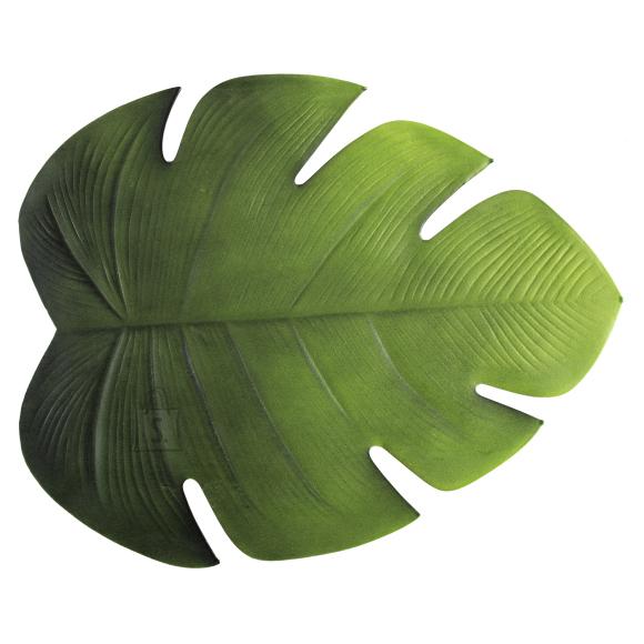 Lauamatt Eva Leaf 38x48 cm