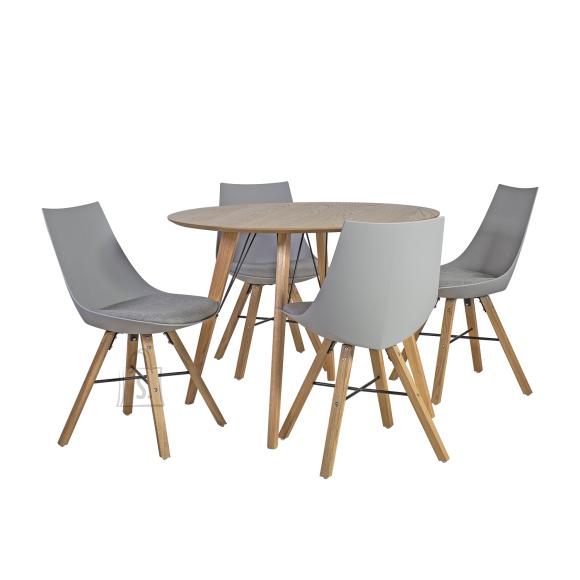 Söögilauakomplekt Helena 4-tooliga Seiko