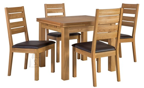 Söögilauakomplekt Provence laud + 4 tooli