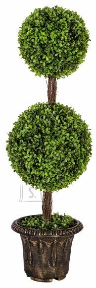 Roheline kunstpuu Buxus 90cm