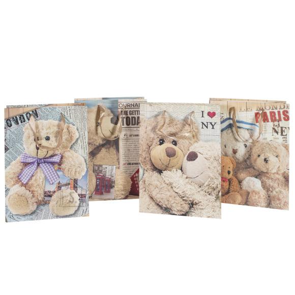 Kingikott Glitter Teddy