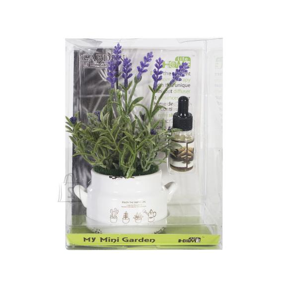 Kunstlill Lavendel + õli