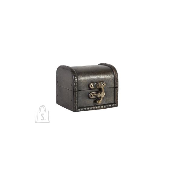 Karp BAO-2, 8x7xH6.5cm, pruun