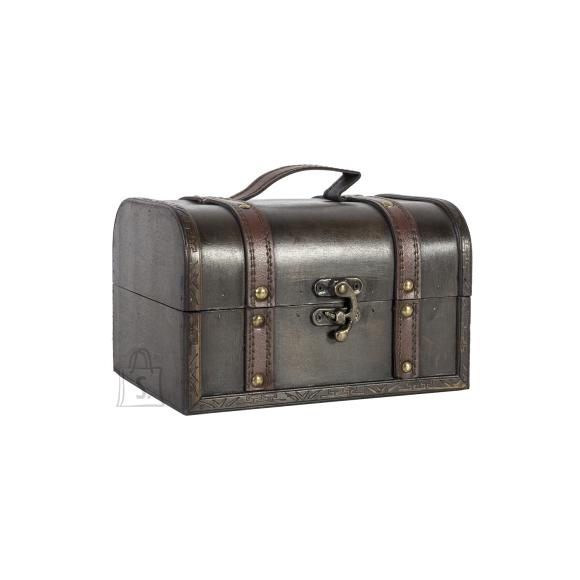 Karp BAO-1, 22x16xH13.5cm, pruun