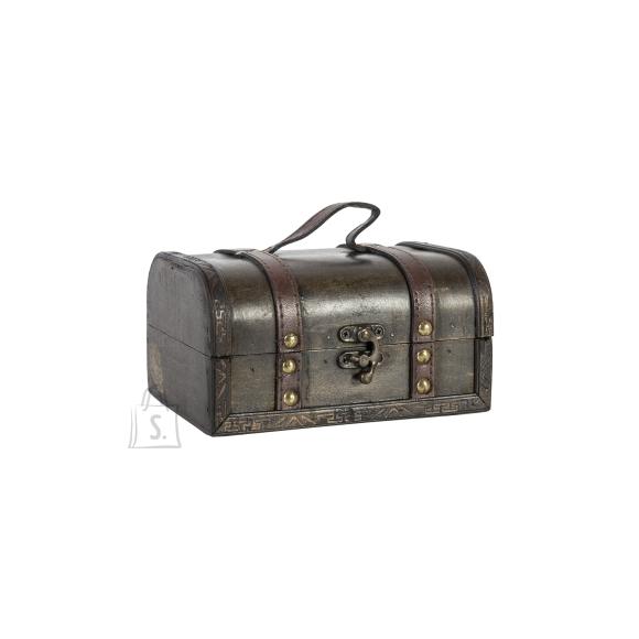 Karp BAO-2, 17.5x13xH9cm, pruun