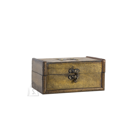 Karp BAO-2, 17x9xH8cm, helepruun