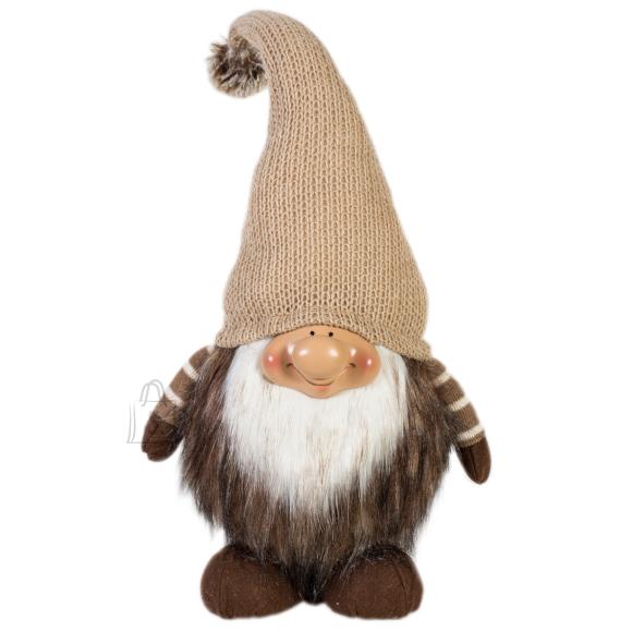 Jõulutaat tutimütsiga 58cm