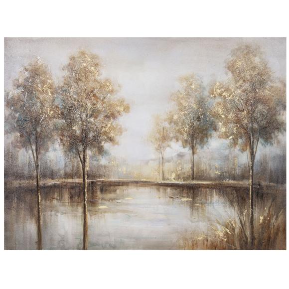 """Õlimaal """"Puud järve ääres"""""""