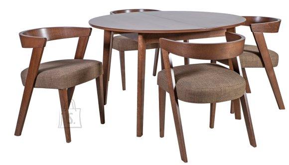 Söögilauakomplekt Adele laud + 4 tooli