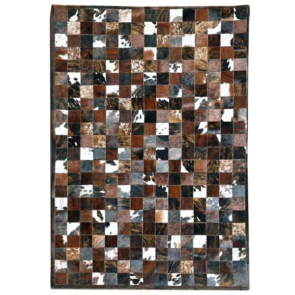 Vaip CORBIT-360, 140x200cm, pruun ruut