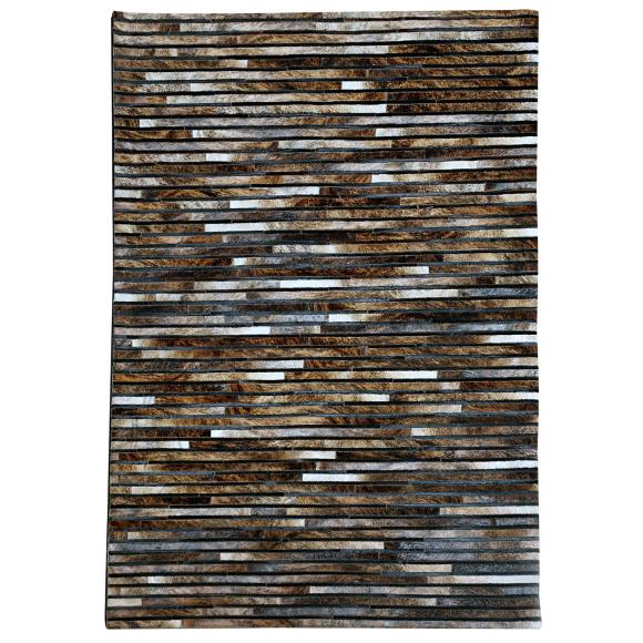 Vaip CORBIT-364, 140x200cm, pruun triip