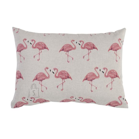 Dekoratiivpadi Holly flamingo 32x45cm