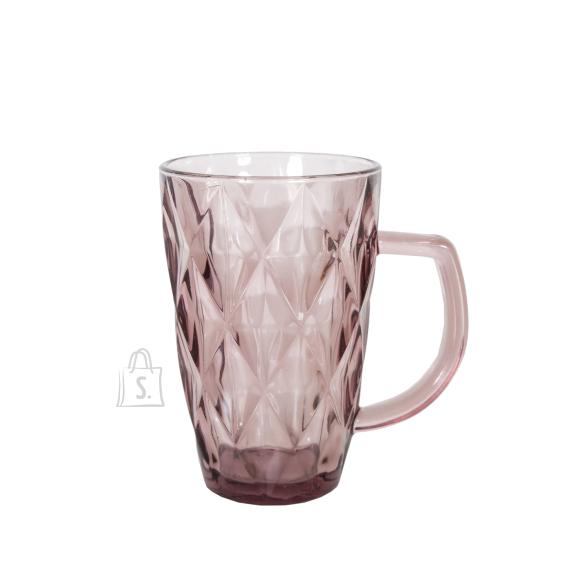 Klaaskruus CORAL, 300ml, lilla