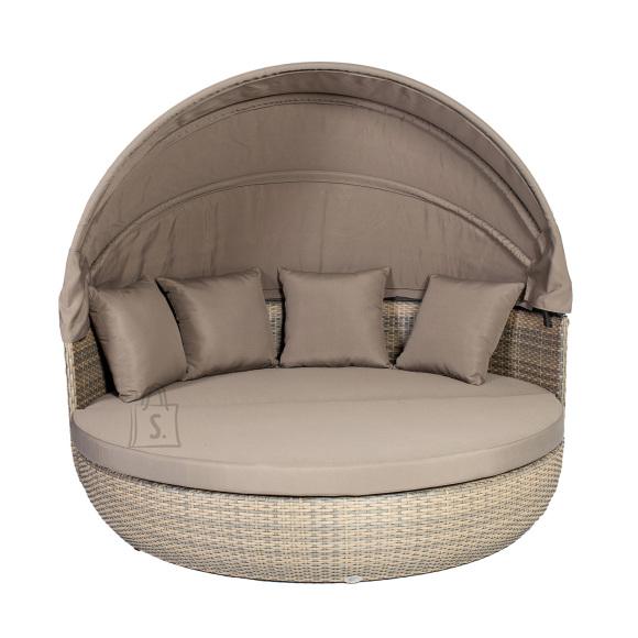 Aiadiivan - voodi Larache varikatusega