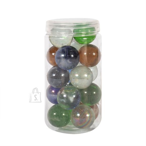 Dekoratiiv klaaskuulid DECOR, 400g, värv