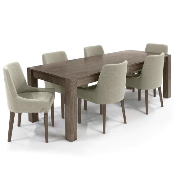 Söögilauakomplekt TURIN 6-tooliga 11321