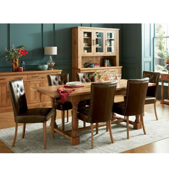 Söögilauakomplekt Westbury laud + 6-tooli