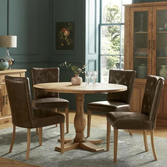 Söögilauakomplekt Westbury laud + 4-tooli