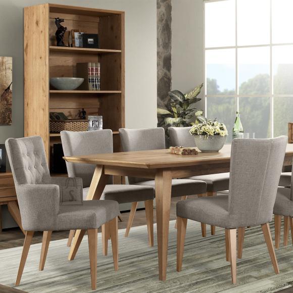 Söögilauakomplekt Vintage  laud + 6-tooli