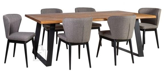 Söögilauakomplekt Rotterdam laud + Lisbon 6-tooli