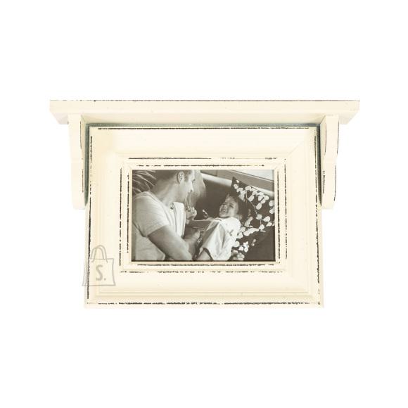 Pildiraam/ riiul, FAMILY, 15x10cm, beež