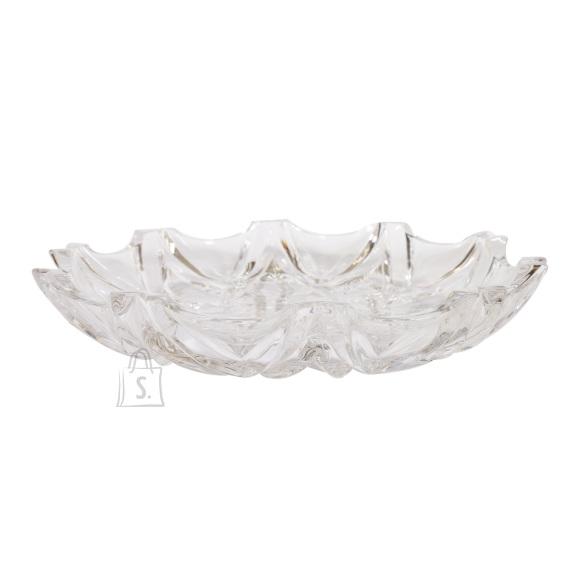 Klaasvaagen LOFT, D32xH8cm, läbipaistev