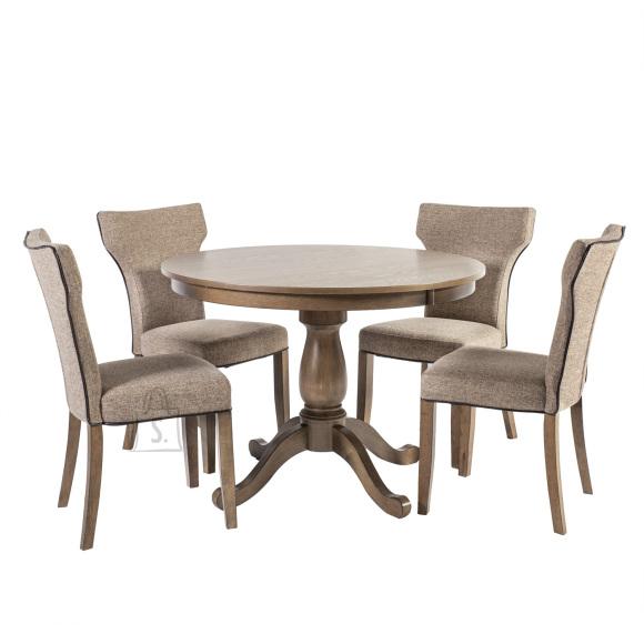 Söögilauakomplekt  MANOR 4-tooliga 21501