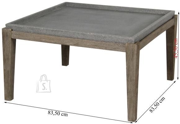 Garden4you Abilaud Sandstone 83,5x83,5cm