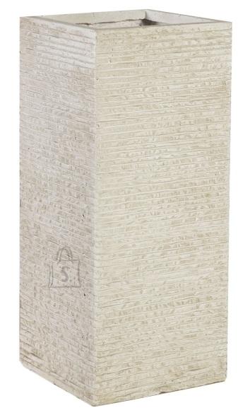 Lillepott Flo-2 26x26x60cm